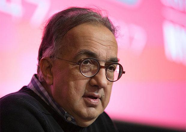 Sergio Marchionne už není šéfem Fiatu a Ferrari kvůli zdravotním problémům