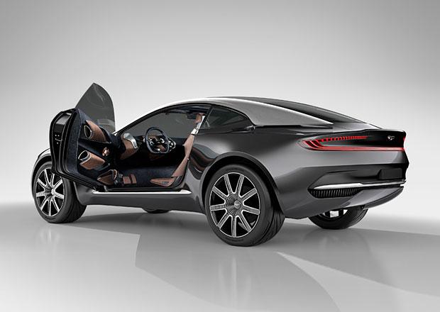 Aston Martin upřesnil start produkce svého prvního SUV. Kdy se dočkáme?