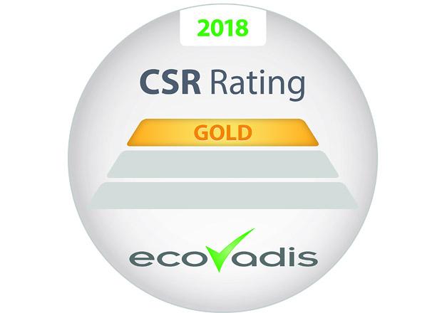 Renault Trucks získal zlatý certifikát Ecovadis