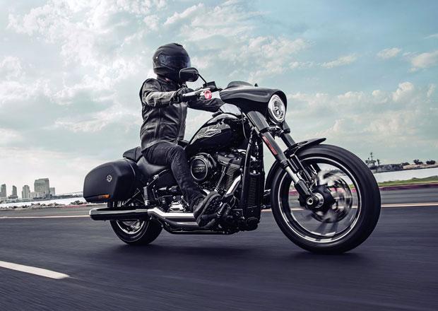Harley-Davidson má nižší zisk, překonal však odhady