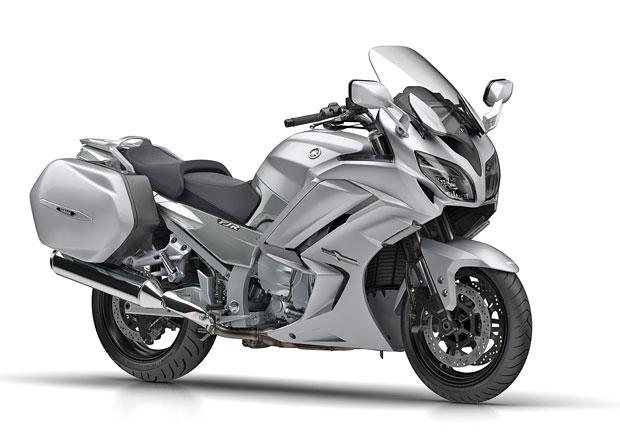 Yamaha FJR1300AS: Cestování na nejvyšší úrovni