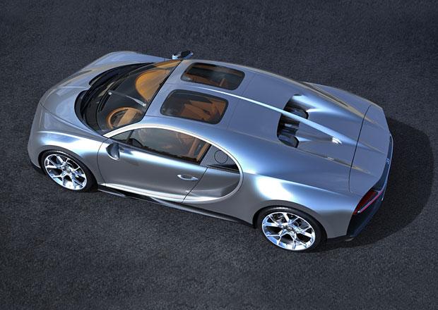 Jste na Bugatti Chiron příliš vysocí? Výrobce vám nově nabízí zvětšení kabiny