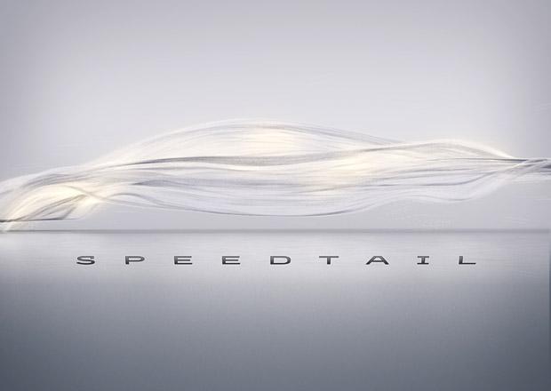 McLaren Speedtail je jméno pro připravované Hyper-GT ve stylu modelu F1