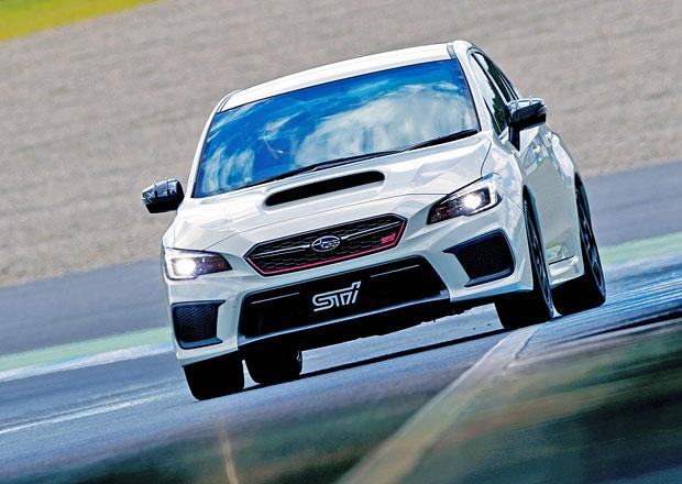 Subaru WRX STI Type RA-R: Japonská extrémistická limitka přijde na méně než milion