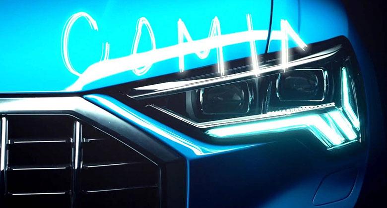 Nové Audi Q3 se světu odhalí už tento týden! Tady je první upoutávka