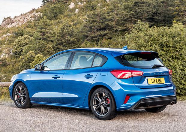 Ford Focus se má stát základem pro nový pick-up