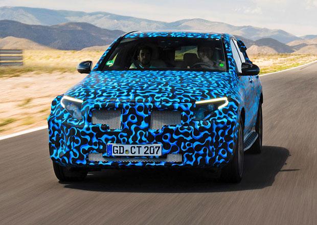 Mercedes-Benz EQ C: Premiéra produkční verze se blíží. Ale ne na autosalonu