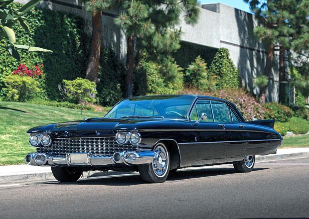 Vzácný Cadillac Eldorado Brougham od Pinin Fariny jde do dražby za 1,6 milionu korun