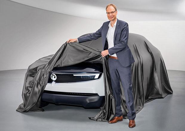 Opel poodhaluje koncept GT X Experimental. Ukáže, jak bude vypadat budoucnost značky