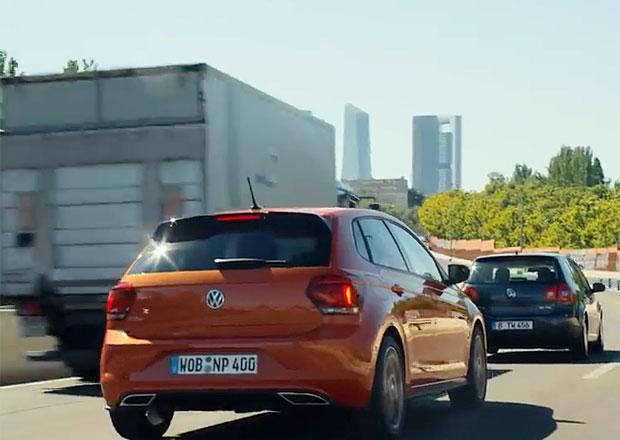 VW stahuje televizní reklamu na Polo, která běží i u nás. Prý zveličuje bezpečnostní asistenty