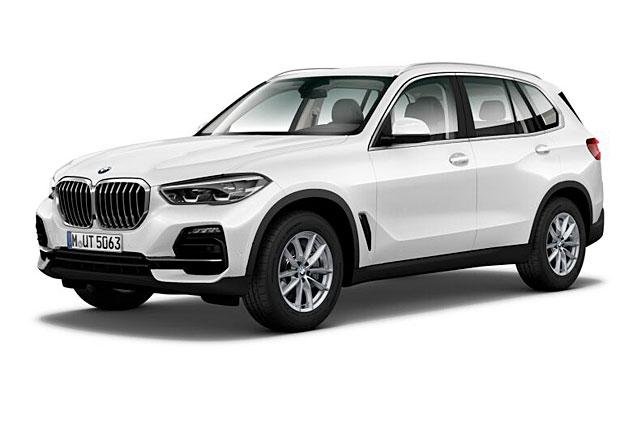 Takhle vypadá nové BMW X5 v základní výbavě. Kolik stojí ve srovnání s konkurenty?