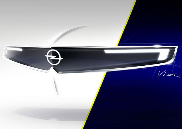 Nový Opel Corsa odhaluje detaily před premiérou. Co přinese technika PSA?