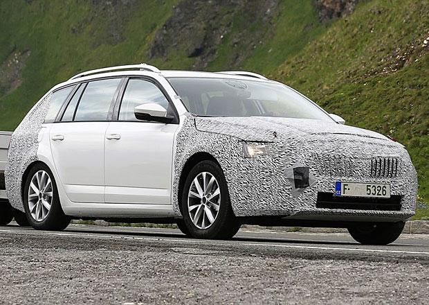 Motory příští Škody Octavia: Nejvýkonnější RS v historii a plug-in hybrid pro šetřílky
