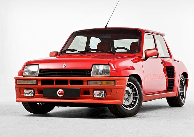Renault 5 Turbo (1980-1986): Připomeňte si úžasnou střelu s motorem za sedadly