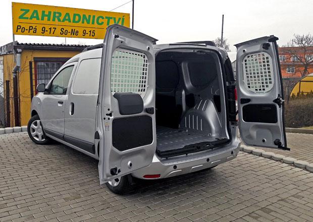 Dacia Dokker Van 1.5 dCi Ambiance: Óóó, Dacia (3. díl)