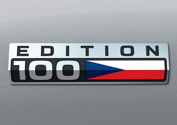 Škoda slaví 100 let republiky speciální edicí. Pořídíte ji lacino