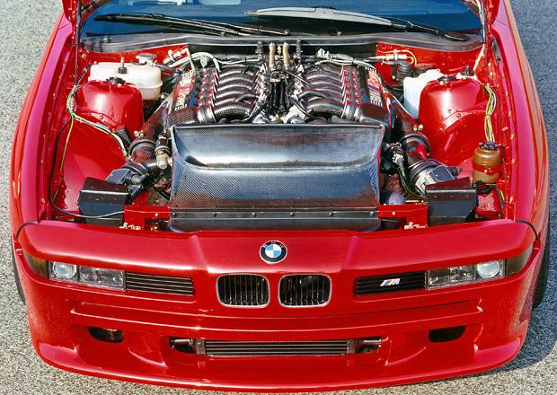 BMW M8 mohl být vrcholným modelem značky: Co měl společné s McLarenem F1?