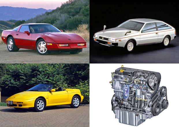 Pět aut, ve kterých má prsty Lotus. Věděli jste, že pomáhal Opelu či Kie?