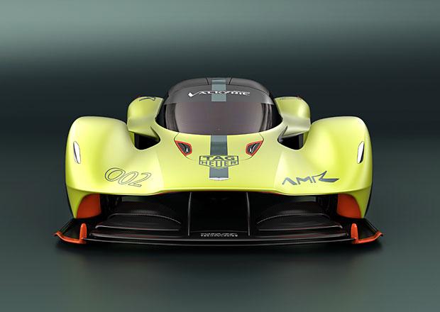 Aston Martin a Red Bull rýsují další projekt. Chtějí s ním vítězství z Le Mans