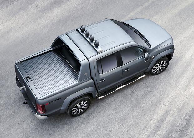 Ford Ranger a VW Amarok mohou být v blízké budoucnosti příbuznými