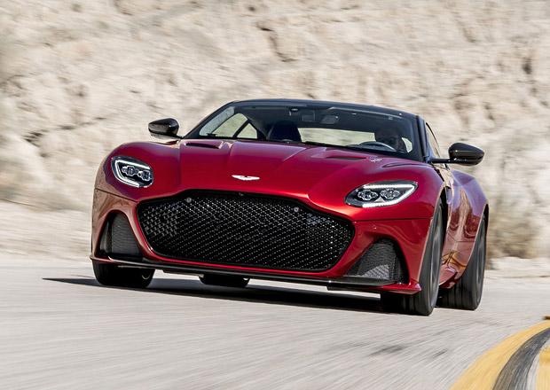 Aston Martin DBS Superleggera dorazí v dalších variantách. I s otevřenou střechou