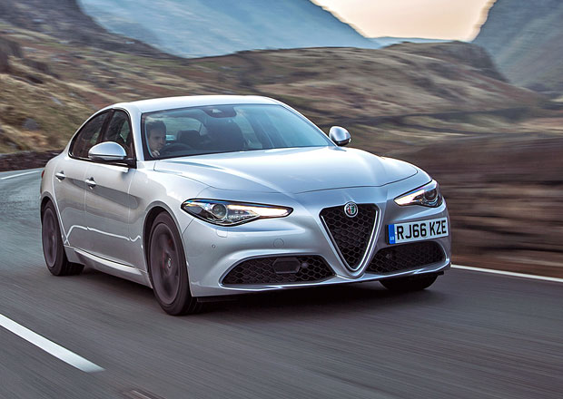 Také Alfa Romeo reaguje na emisní normy. Giulia a Stelvio dostanou posílené turbodiesely
