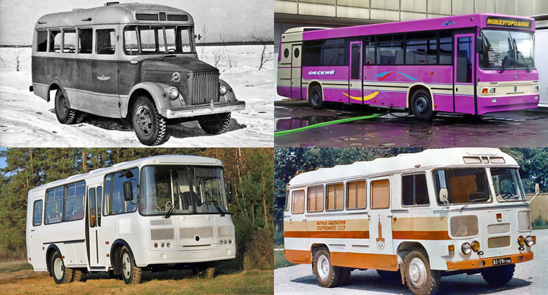 Znáte autobusy pozapomenuté značky PAZ? Ruský výrobce funguje dodnes