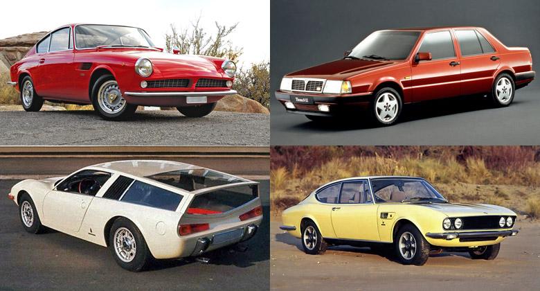 Tady všude najdete motor Ferrari: Třeba u značek ASA, Fiat nebo Lancia!