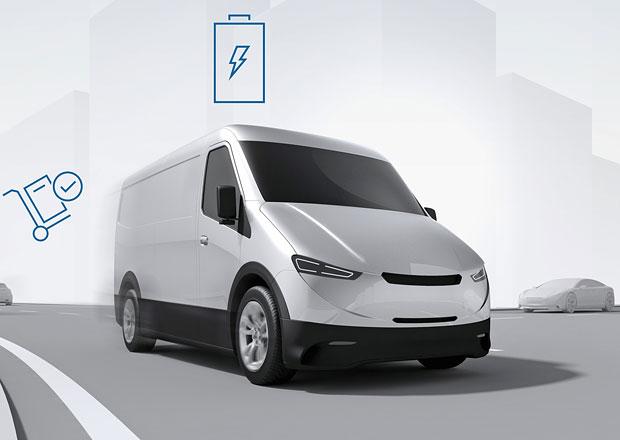 Bosch připravuje elektrické pohonné systémy pro užitková vozidla