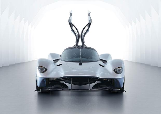 Aston Martin Valkyrie dostane nejsilnější atmosférický motor světa. Výkon prozrazen omylem