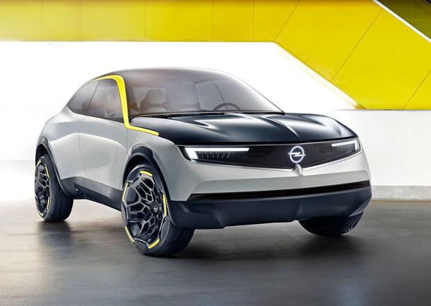 Opel GT X Experimental se představuje. Tohle je budoucnost Opelu!