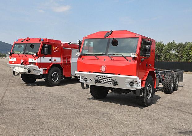 Tatra uvádí přepracovanou kabinu pro vozidla řady Force