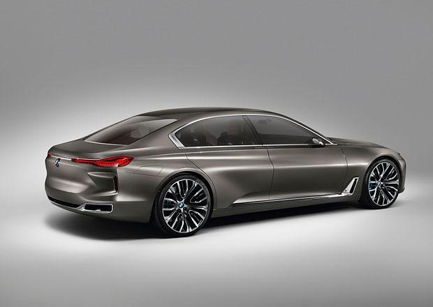 BMW připravuje konkurenci pro Mercedes-Maybach S. Dojde na řadu 9?
