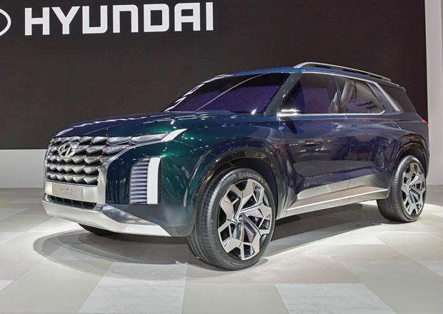 Hyundai zvažuje soupeře pro Toyotu Land Cruiser. Vrátí se Terracan?