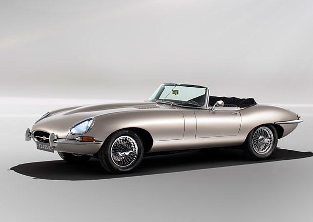 Geniální tah, nebo svatokrádež? Jaguar nabídne E-Type s elektrickým pohonem