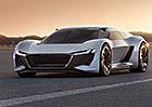 Audi PB18 e-tron: Supervkovýkonný elektromobil je tak trochu jako McLaren F1