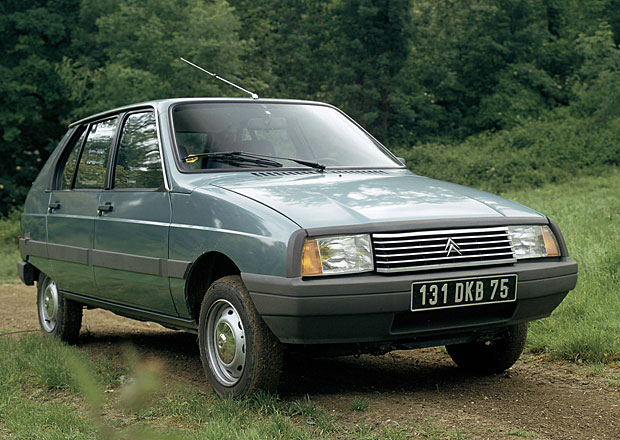 Citroën Visa (1978-1988): Malý hatchback doplatil na konkurenci od Renaultu