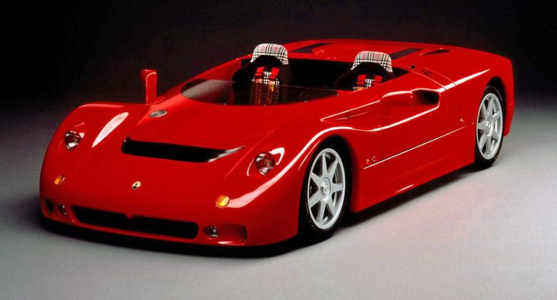 Maserati Barchetta: Za unikátní otevřenou placku na silnice i okruhy dnes dáte 6,5 milionu