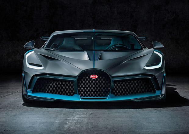 Příběh za vznikem Bugatti Divo. Postaveno bylo díky úspěchům Lamborghini