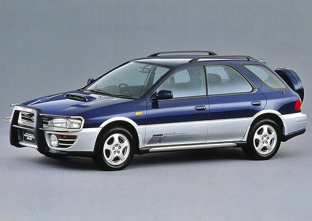 Subaru Impreza Gravel Express: Připomeňte si stylové kombi, které předcházelo modelu Outback