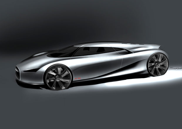 Jaguar opět oživuje myšlenku superauta s motorem uprostřed. Nahradí F-Type?