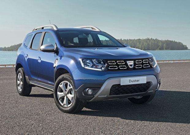Dacia Duster se přizpůsobila novým emisním normám. S novým turbodieselem i ve verzi na LPG