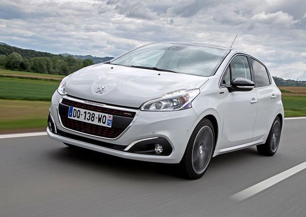 Peugeot připravuje elektrickou 208. Od běžné varianty se příliš lišit nebude