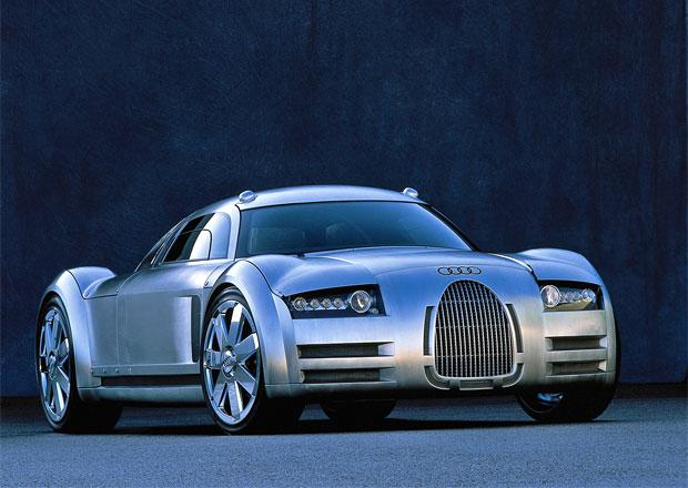 Audi Rosemeyer odkazoval na slavné stříbrné šípy. Kde se vzalo jeho jméno?