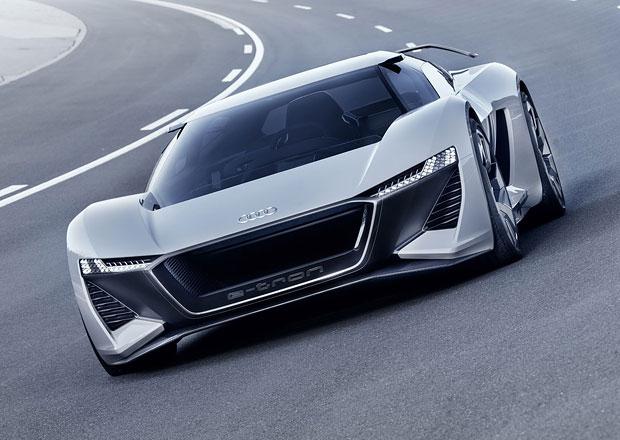 Nástupce Audi R8 bude elektrická čtyřkolka s výkonem 1000 koní