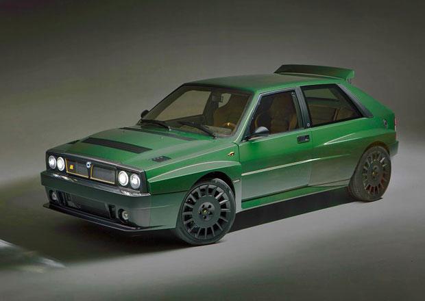 Ikonická Lancia Delta HF Integrale se vrací. S třídveřovou karoserií a výkonem 330 koní