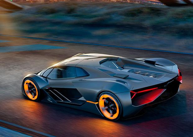 Supersport Lamborghini s hybridním pohonem již příští rok v Ženevě