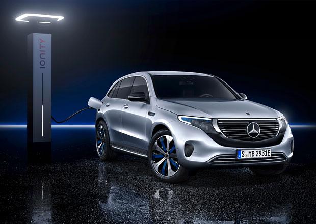Mercedes EQC nezůstane sám. Značka do roku 2022 představí 10 elektromobilů