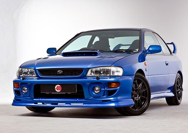 Subaru Impreza P1 (1999-2001): Dvoudveřová Prodrive One byla jen pro Brity