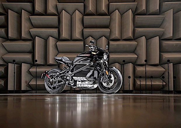 Harley-Davidson se v Silicon Valley zaměří na elektrické modely
